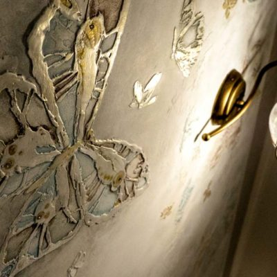 Объемные фрески, панно